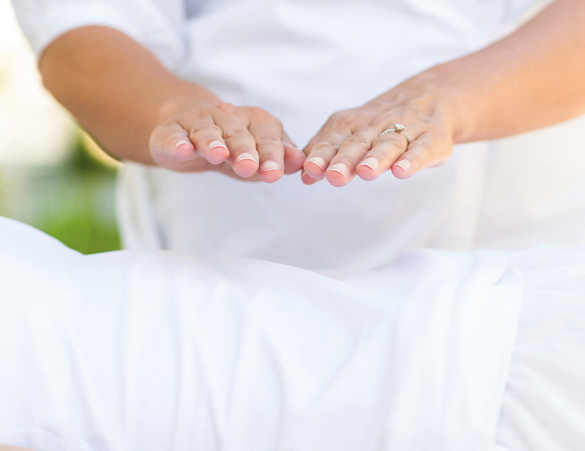 Relaxing Into Reiki -- Part I 2