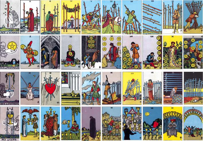 Understanding the Tarot Card Deck--Part II 2