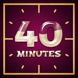 40 min