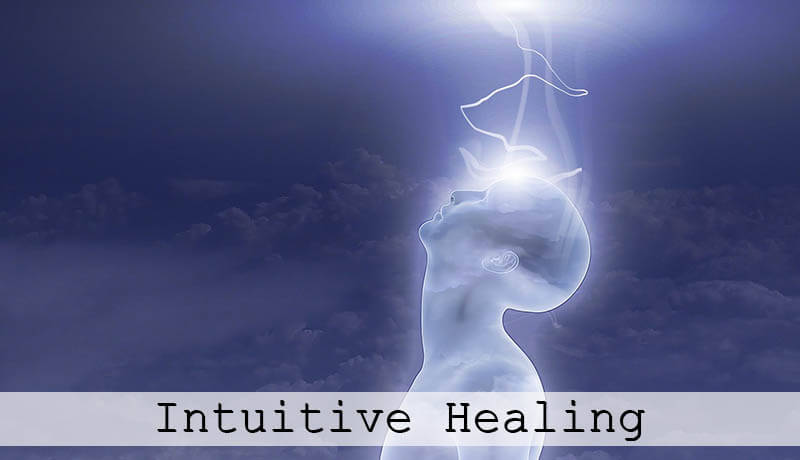 Five Steps to Intuitive Healing step two be in your body