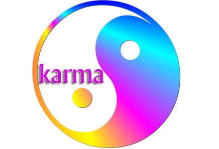 Four Types of karma Soul Energy Correction