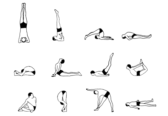 guidelines for performing yoga