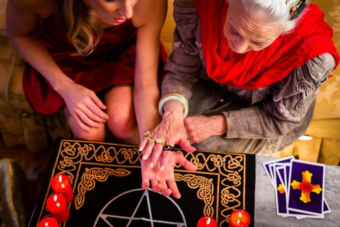 psychic phenomenon gifts powers or abilities