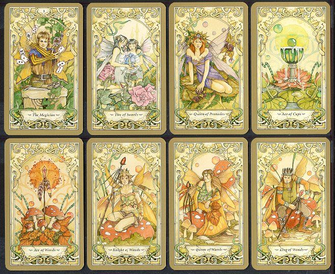 tarot cards readings