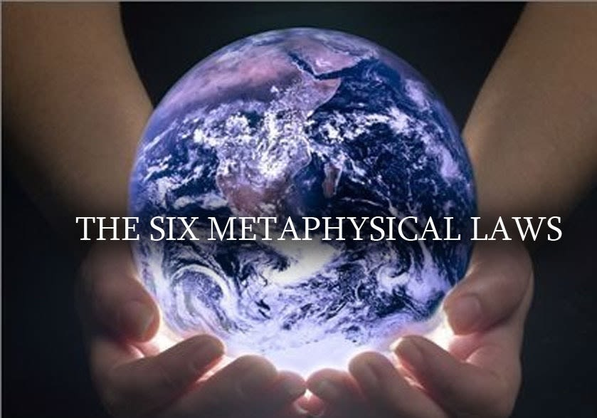 metaphysical laws of prosperity