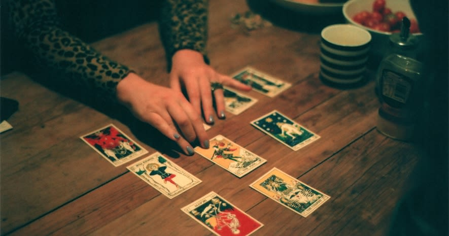 understanding a tarot card reading